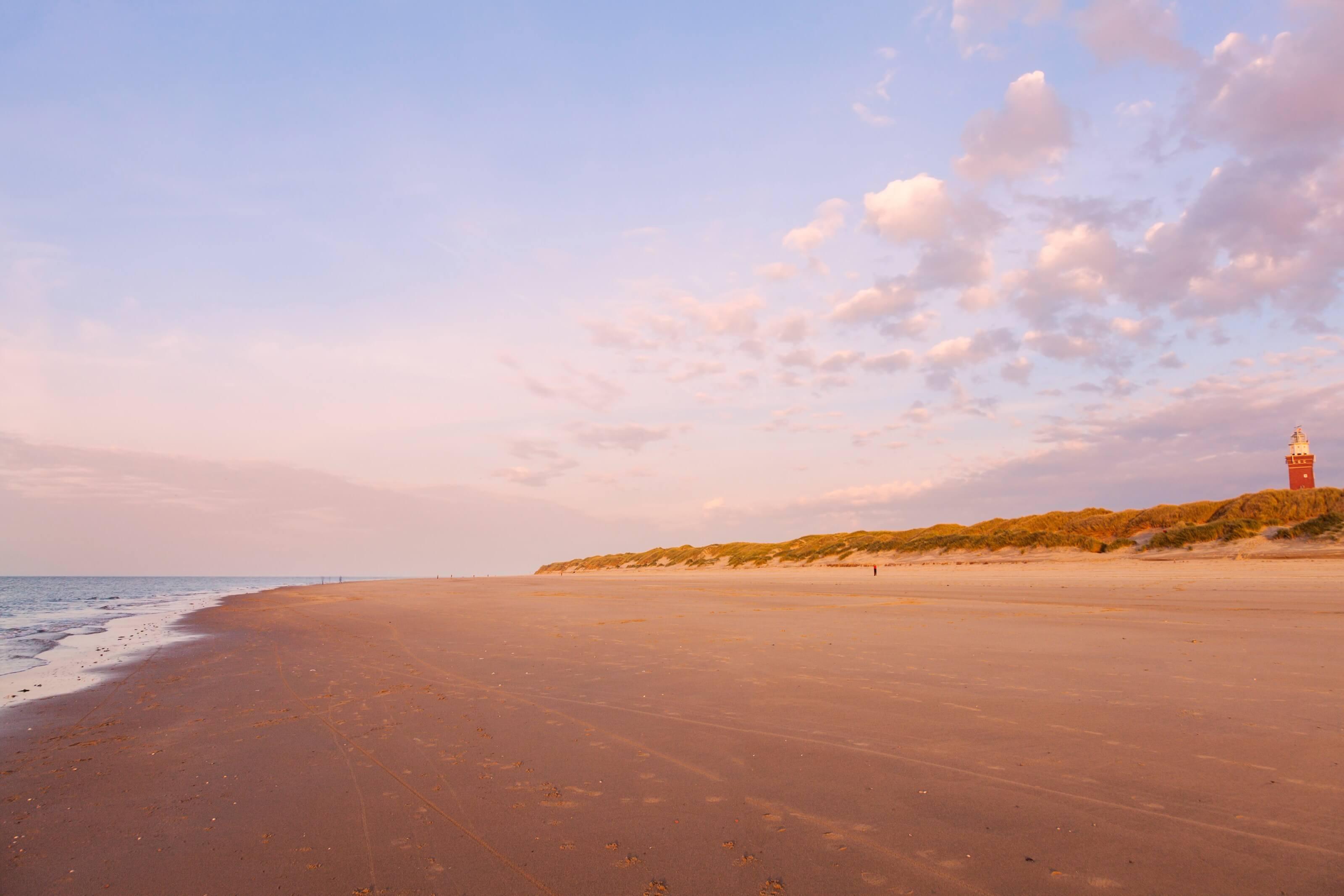 Noordzeepark strand Ouddorp