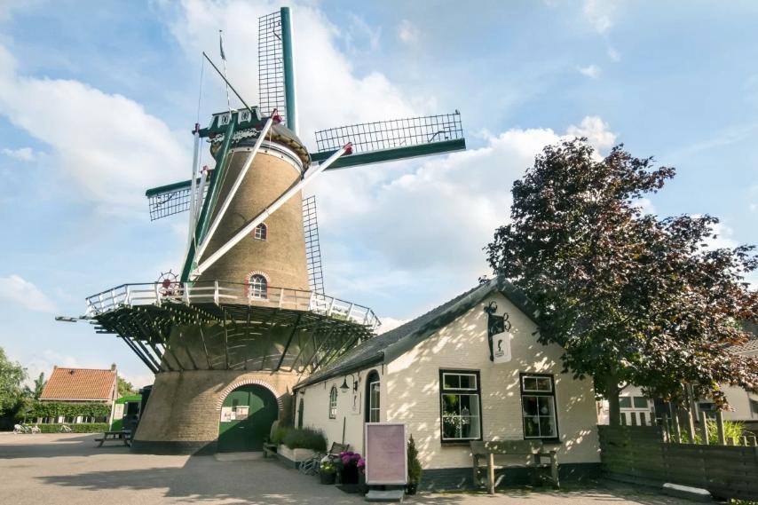 Molen De Zwaan Ouddorp