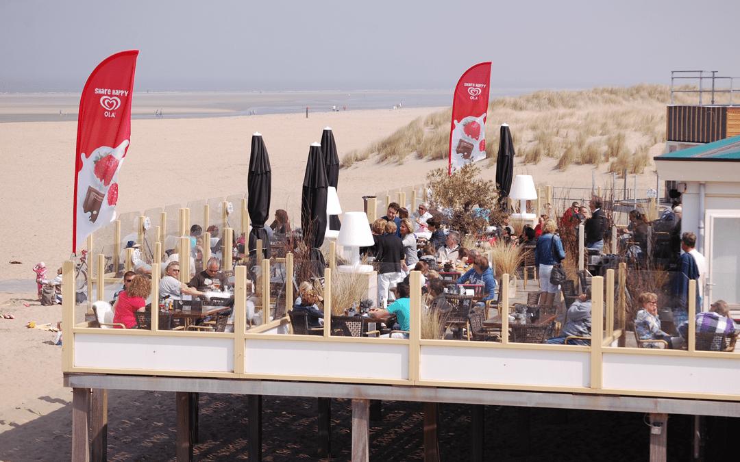 Strandtent Ouddorp