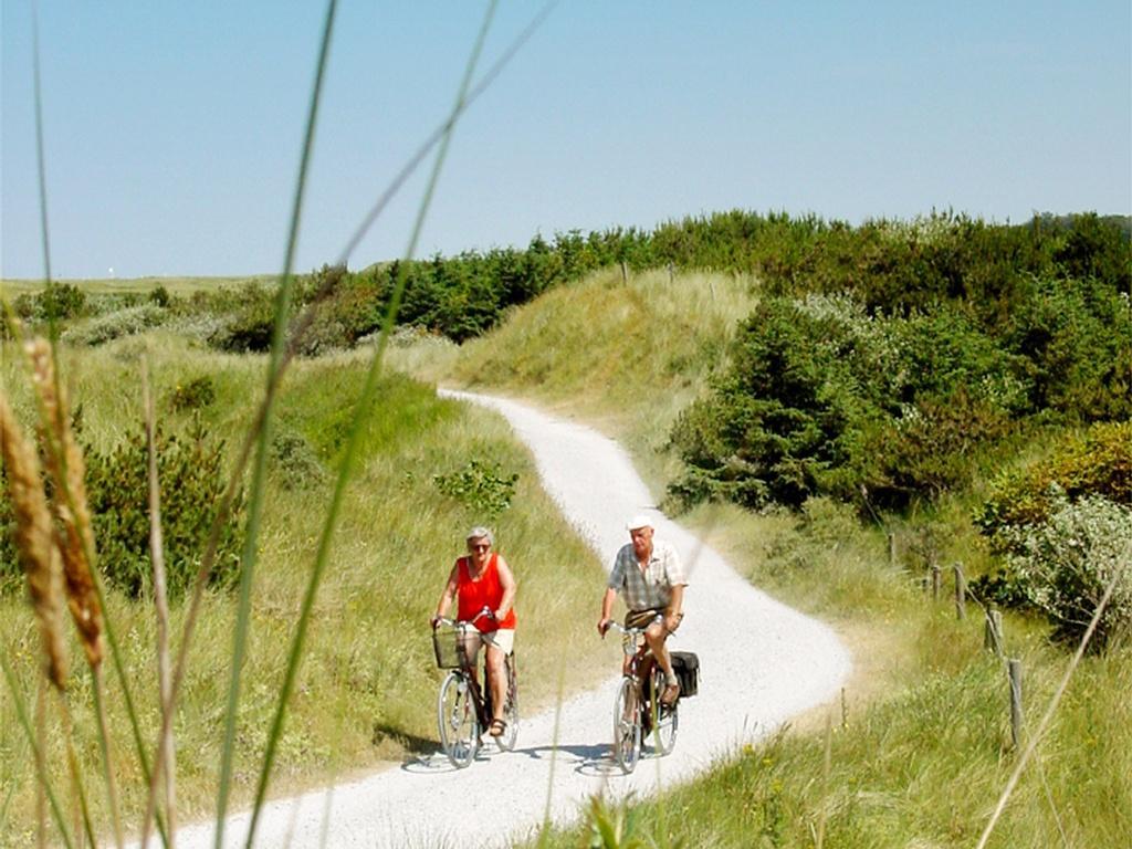 Radfahren Ouddorp die Niederlande