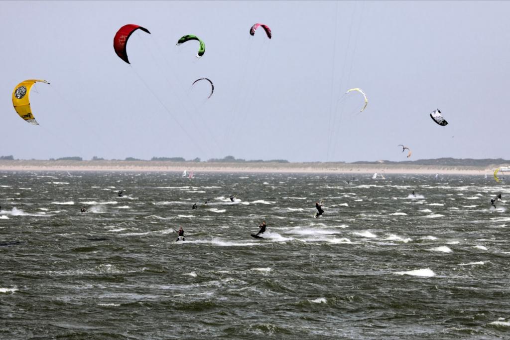 Ouddorp aan Zee die Niederlande