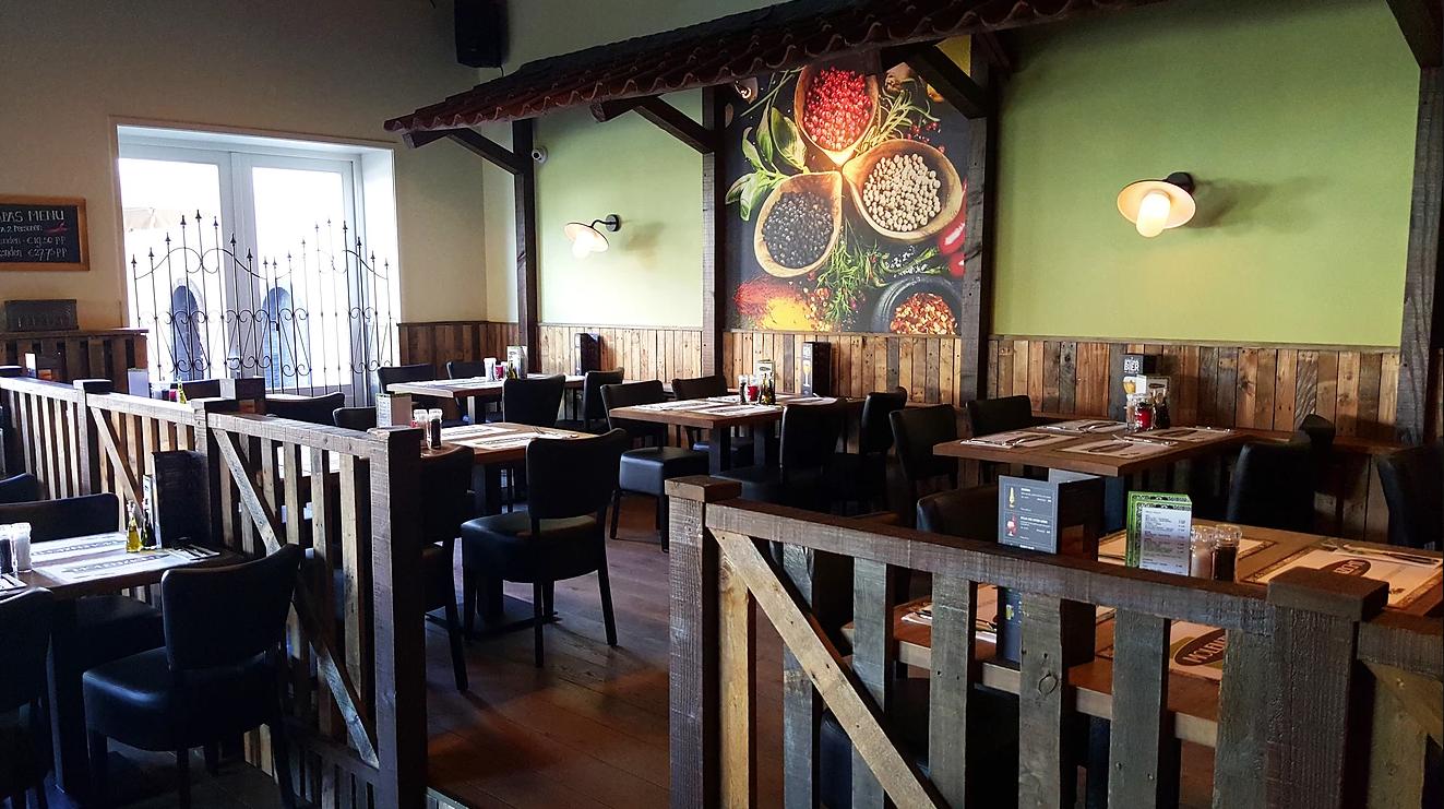 Restaurants Ouddorp Noordzeepark
